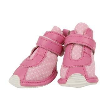 Buty ochronne dla psa P.B. baby pink