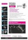 Przyłbica ochronna Beauty Pro-F jednorazowa / wielorazowa