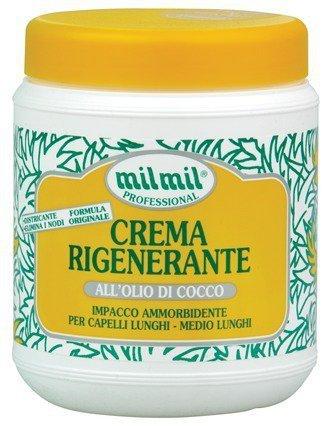 Mil Mil Crema Rigenerante Coco - Maska restrukturyzująca kokosowa 1000 ml