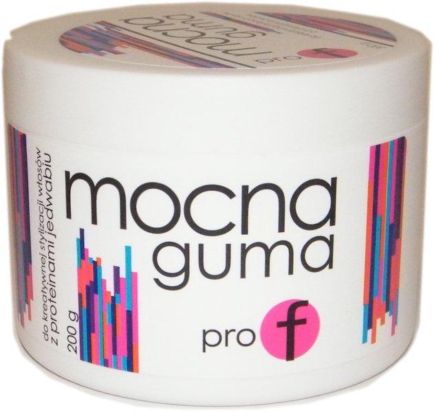 Pro-F Mocna Guma do stylizacji włosów z proteinami jedwabiu 200g