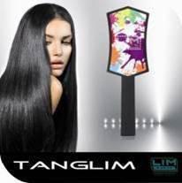LIM Tanglim szczotka do rozczesywania włosów Kolorowe Krople