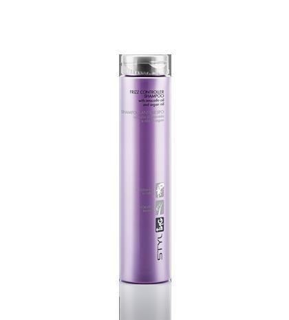 Frizz Controller Shampoo - Szampon do Włosów Wygładzający 250 ml