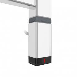 Grzałka One P30x40 1000W Kolor Chrom z Kablem Spiralnym