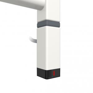 Grzałka One K30x30 400W Kolor Biały z Kablem Spiralnym