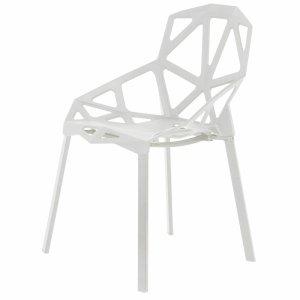 Zestaw krzeseł cztery krzesła nowoczesne do salonu