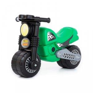 Jeździk Motorbajk, zielony