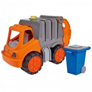 Samochód Śmieciarka Ciężarówka PowerWorker Big