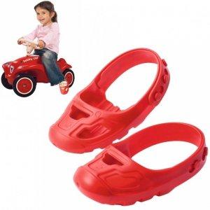BIG Ochraniacze na Buty Czerwone
