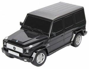 Mercedes-Benz G55 1:24 RTR (zasilanie na baterie AA) - Czarny