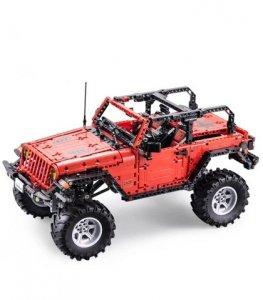 Jeep Wrangler - klocki CADA