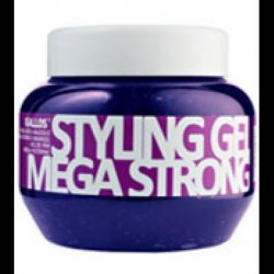 KALLOS  Żel Mega  Hold Styling  Gel 275 ml  fioletowy