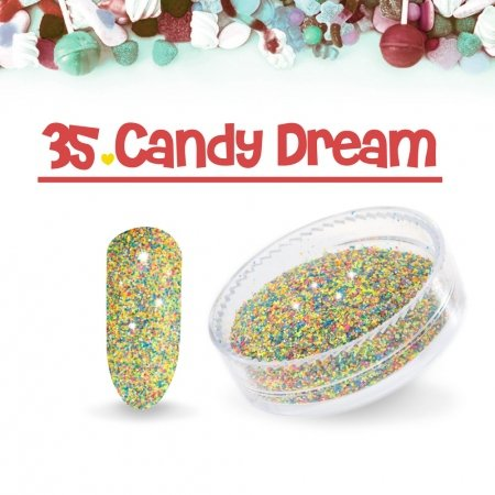 35.  Candy Dream