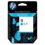 HP oryginalna głowica drukująca C4811A. No.11. cyan. 24000s. HP Business Inkjet 2xxx. DesignJet 100 C4811A