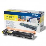 Brother oryginalny toner TN230Y. yellow. 1400s. Brother HL-3040CN. 3070CW. DCP-9010CN. 9120CN. MFC-9320CW TN230Y