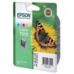 Epson oryginalny wkład atramentowy / tusz C13T016401. color. 253s. 66ml. Epson Stylus Photo 2000p