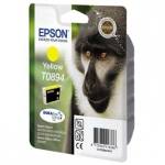 Epson oryginalny wkład atramentowy / tusz C13T08944011. yellow. 3.5ml. Epson Stylus S20. SX100. SX200. SX400 C13T08944011
