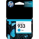HP oryginalny ink / tusz CN058AE, HP 933, cyan, HP Officejet 6100, 6600, 6700, 7110, 7610, 7510
