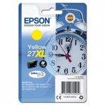 Epson oryginalny wkład atramentowy / tusz C13T27144012, 27XL, yellow, 10,4ml, Epson WF-3620, 3640, 7110, 7610, 7620 C13T27144012