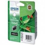 Epson oryginalny wkład atramentowy / tusz C13T054040. glossy optimizer. 400s. 13ml. Epson Stylus Photo R800. R1800 C13T05404010