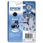 Epson oryginalny wkład atramentowy / tusz C13T27114012. 27XL. black. 17.7ml. Epson WF-3620. 3640. 7110. 7610. 7620 C13T27114012