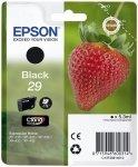 Epson oryginalny wkład atramentowy / tusz C13T29814022. T29. black. 5.3ml. Epson Expression Home XP-235.XP-332.XP-335.XP-432.XP-435 C13T29814022
