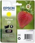 Epson oryginalny wkład atramentowy / tusz C13T29844022. T29. yellow. 3.2ml. Epson Expression Home XP-235.XP-332.XP-335.XP-432.XP-435 C13T29844022