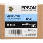 Singlepack Photo Light Cyan cartridge. T850500 C13T850500