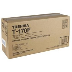 Toshiba oryginalny toner T170. black. 6000s. Toshiba e-studio 170F