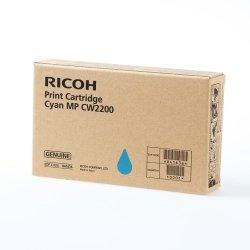 Ricoh oryginalny wkład atramentowy / tusz 841636. cyan. Ricoh MPC W2200SP