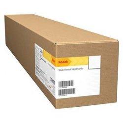 Papier do plotera Kodak 1270/30.5m/Rapid Dry Photographic Satin Paper. 1270mmx30.5m. 50. 222740-00B. 190 g/m2. papier. biały. do drukarek atramento