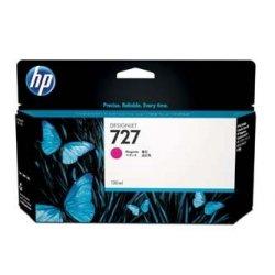 HP oryginalny wkład atramentowy / tusz B3P20A. No.727. magenta. 130ml. HP DesignJet T1500. T2500. T920