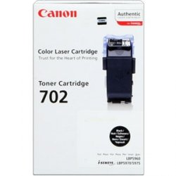 Canon oryginalny toner CRG702. black. 10000s. 9645A004. Canon LBP-5960