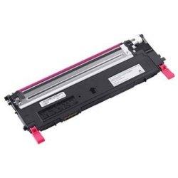 Dell oryginalny toner 593-10495. magenta. 1000s. D593. Dell 1235CN