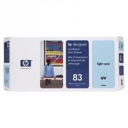 HP oryginalna głowica drukująca C4964A. No.83. light cyan. HP DesignJet 5000. PS. UV. 5500. PS C4964A