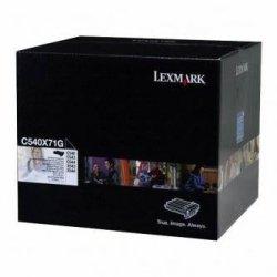 Lexmark oryginalny bęben C540X71G. black. urządzenie + czarny developer. 30000s. Lexmark C543. C544. X543. X544