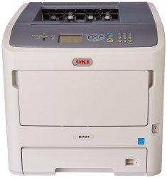 OKI Drukarka B721dn/256MB 47ppm1200x1200dpi A4/duplex