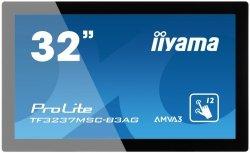 Monitor IIYAMA 32''TF3237MSC-B CAPACITIVE,24/7,HDMI,2X7