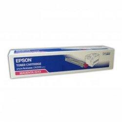 Epson oryginalny toner C13S050243. magenta. 8500s. Epson AcuLaser C4200DN. 4200DNPC5. 4200DNPC6. 4200DTN