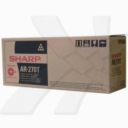 Sharp oryginalny toner AR-270T. black. 25000s. Sharp AR-215. 235. 275. M236. M276