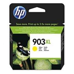 HP oryginalny wkład atramentowy / tusz T6M11AE. No.903XL. yellow. 825s. 9.5ml. high capacity. HP Officejet 6962.Pro 6960.6961.6963.6964.6965.6966