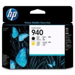 HP oryginalna głowica drukująca C4900A. No.940. black/yellow. HP Officejet C4900A
