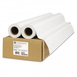Papier do plotera HP 914/20/Universal Adhesive Vinyl. 914mmx20m. 36. 2-pack. C2T51A. 150 g/m2. papier. matowy. biały. do drukarek atramentowych. ro