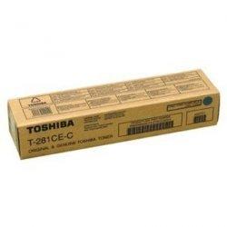 Toshiba oryginalny toner T281CEC. cyan. 10000s. Toshiba e-Studio 281c. 351e. 451e