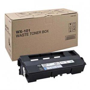 Konica Minolta oryginalny pojemnik na zużyty toner A162WY1. A162WY2. WX-101. 50000s. Bizhub C220. C280. ineo +220. WX-101 A162WY2