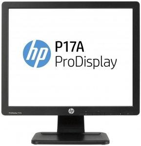 17'' P17A LED Backlit Monitor          F4M97AA F4M97AA