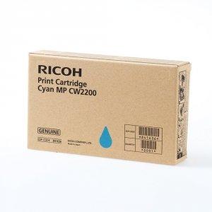Ricoh oryginalny wkład atramentowy / tusz 841636. cyan. Ricoh MPC W2200SP 841636
