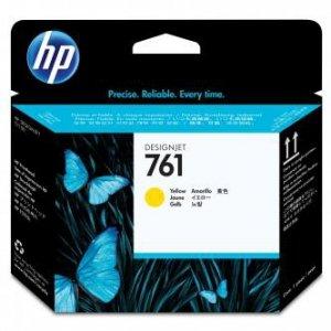 HP oryginalna głowica drukująca 761 CH645A głowica drukująca Designjet: żółty CH645A