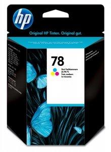 HP oryginalny wkład atramentowy / tusz 3c f DJ970Cx C6578D
