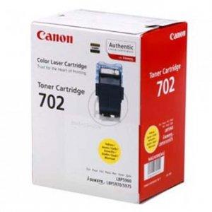 Canon oryginalny toner CRG702. yellow. 10000s. 9642A004. Canon LBP-5960 9642A004