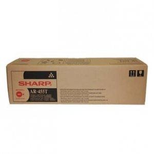 Sharp oryginalny toner AR-455T. black. 35000s. Sharp AR-M351U. N. 451U. N AR-455T